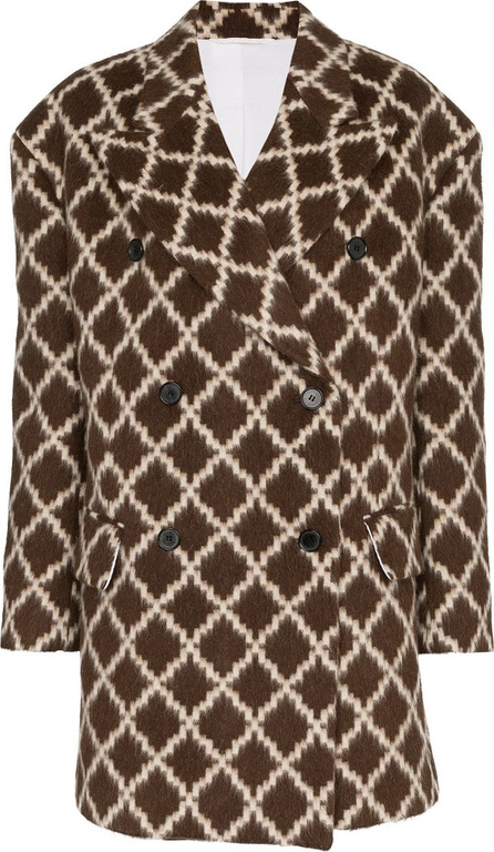 Calvin Klein 205W39NYC Oversized Wool Coat