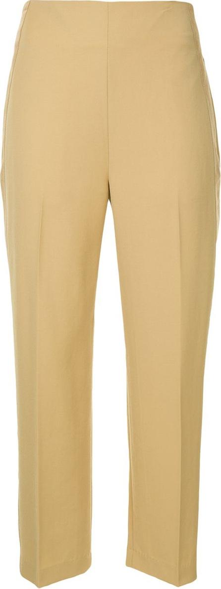 3.1 Phillip Lim Grosgrain trim tailored trousers