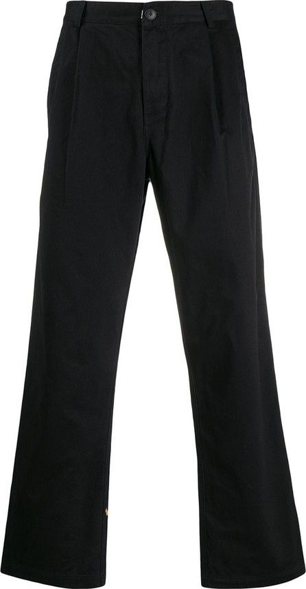 Maharishi Chinese Dragon embroidered trousers