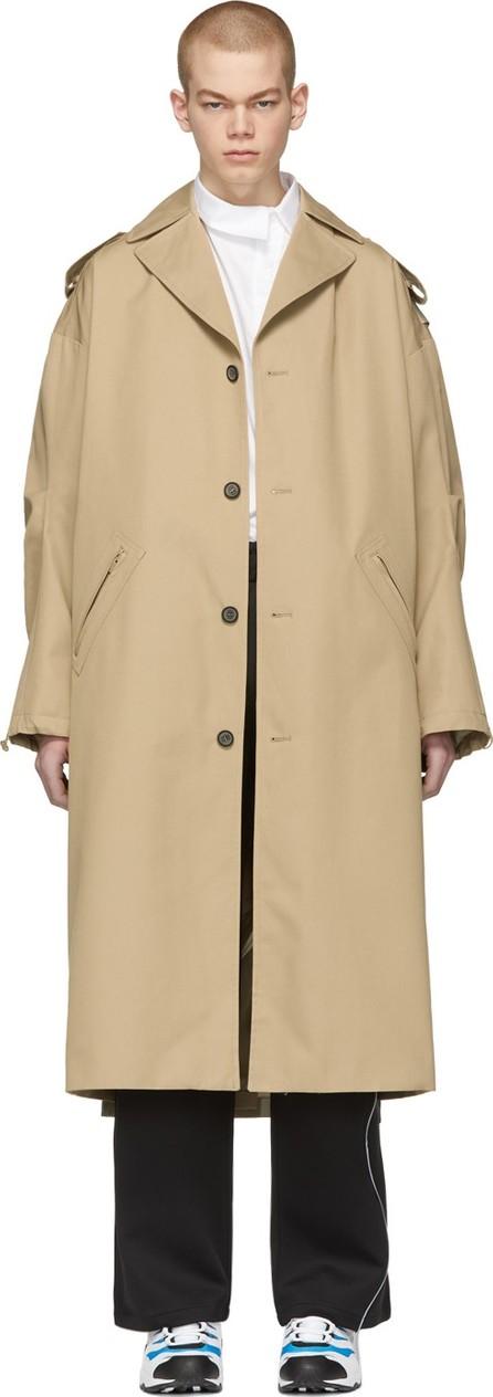 ADER error Beige Single Coat