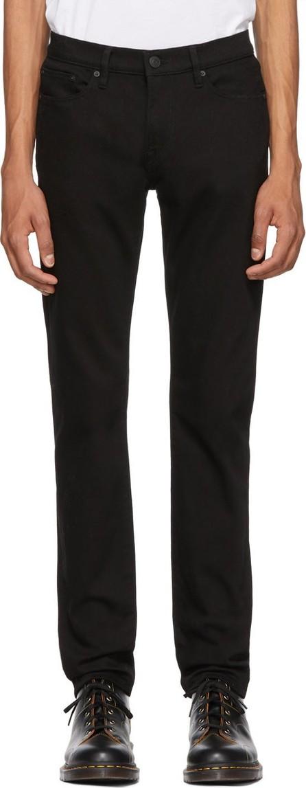 Burberry London England Black Slim Fit Jeans