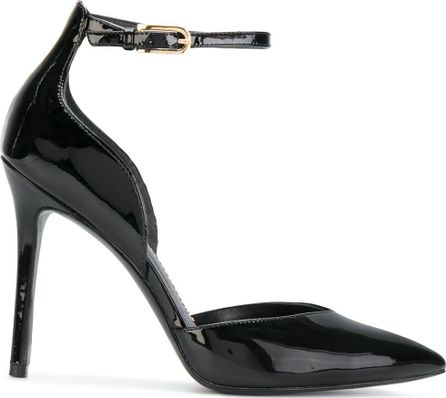 Stella Luna ankle strap varnished pumps