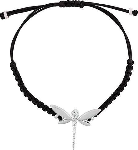 Anapsara 18kt white gold diamond Dragonfly bracelet