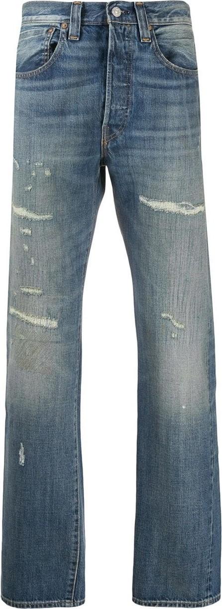 LEVI'S 1947 501 straight-leg jeans