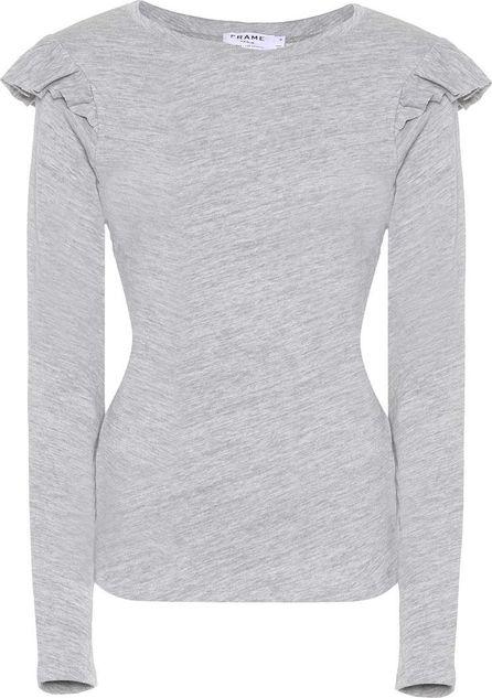 FRAME DENIM Cotton sweatshirt