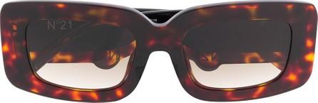 Nº21 Square frames sunglasses