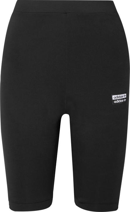 Adidas Originals Stretch-jersey shorts