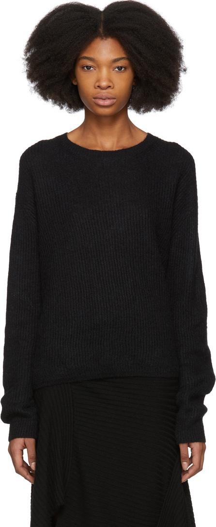 Acne Studios Black Alpaca Ijona Sweater