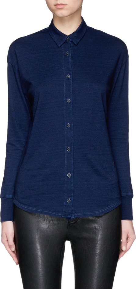 AG Jeans 'Sphere' cotton jersey shirt