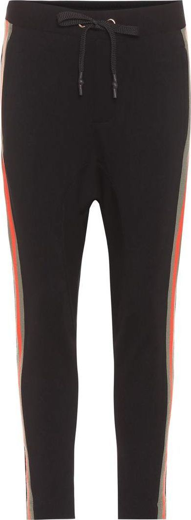 P.E Nation The Reformer cropped trackpants