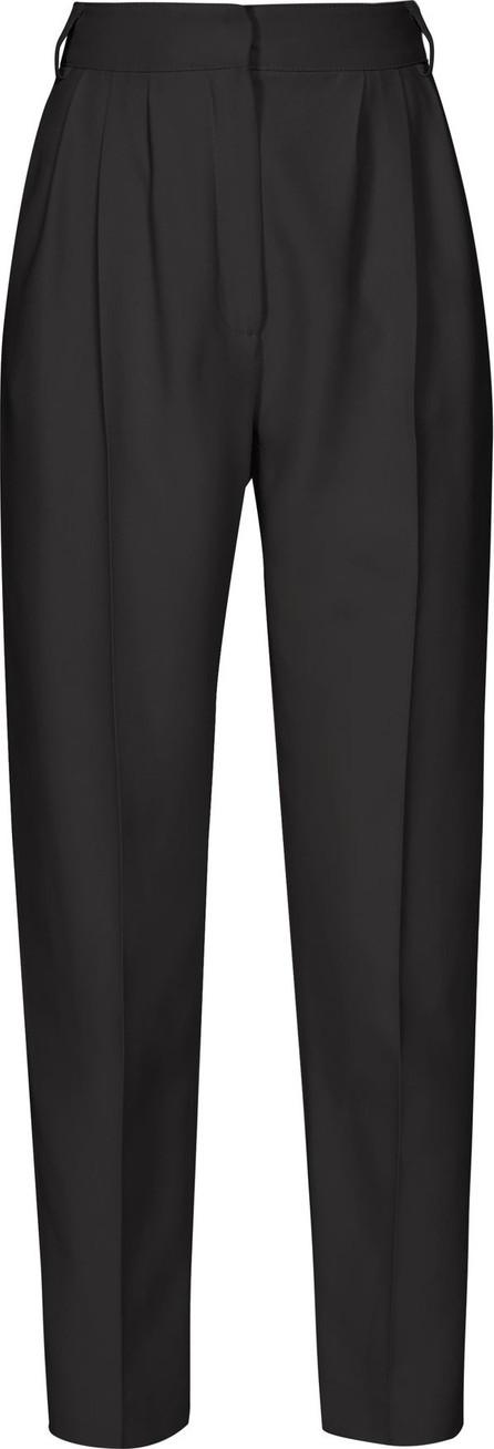 Alexander McQueen High-rise straight-leg trousers