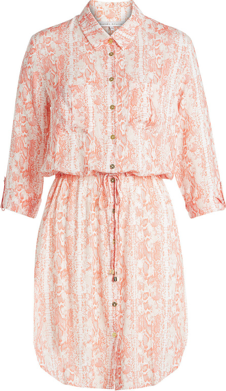 HEIDI KLEIN Printed Shirt Dress