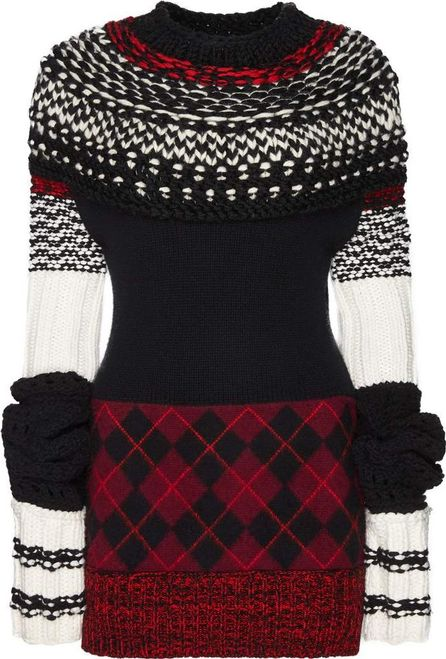 Burberry London England Cashmere-blend sweater