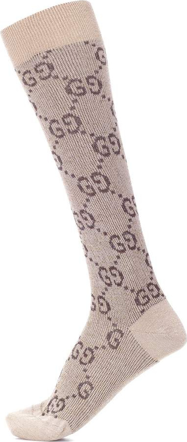 Gucci - GG knitted socks