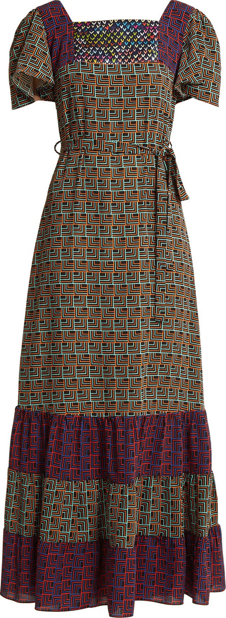 Duro Olowu Geometric-print dress