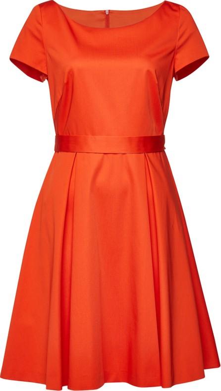 BOSS Hugo Boss Dalene Cotton Mini Dress