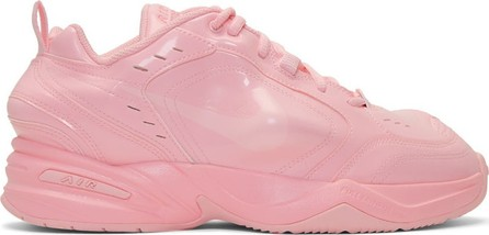NikeLab Pink Martine Rose Edition Monarch IV Sneakers