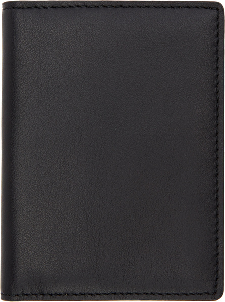 Woman by Common Projects Black Bifold Card Holder