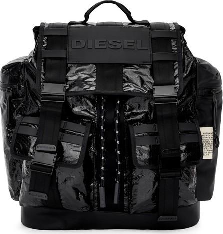 Diesel Black M-Cage Backpack
