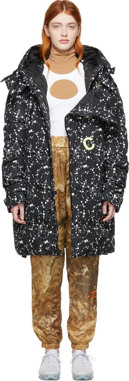 NikeLab Black Errolson Hugh Edition ACG Down Jacket