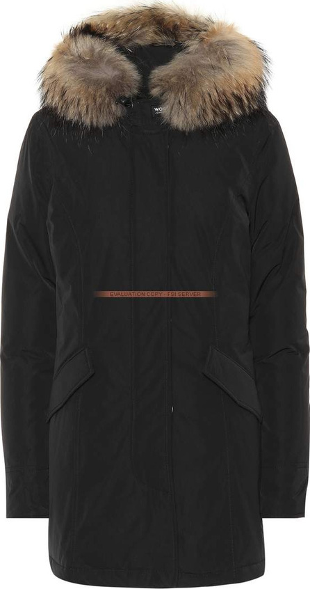 Woolrich Luxury Arctic fur-trimmed parka