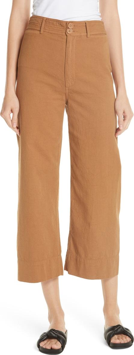 APIECE APART Merida High Waist Crop Pants