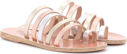 Ancient Greek Sandals Niki leather sandals