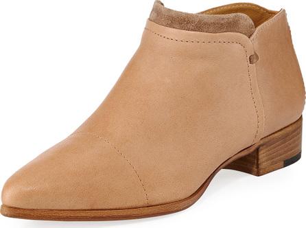 Alberto Fermani Serafina Leather Ankle Boot