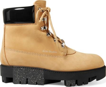 Acne Studios Teide nubuck ankle boots
