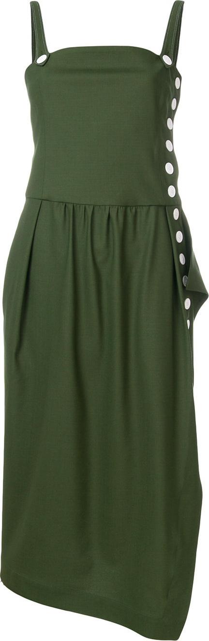 Eudon Choi Side button dress