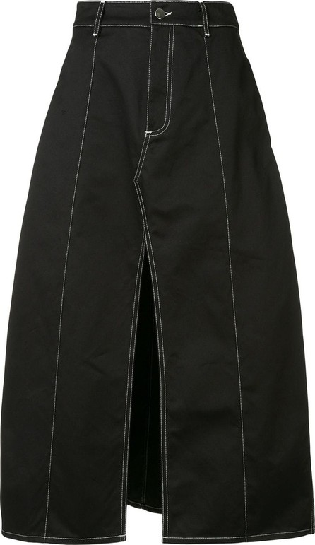Georgia Alice Slouch midi skirt