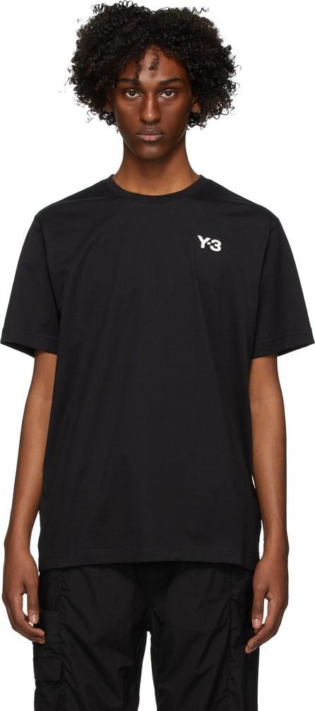 Y-3 Black Graphic T-Shirt