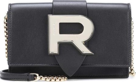 ROCHAS Embellished leather crossbody