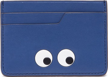 Anya Hindmarch 'Eyes' embossed leather card holder