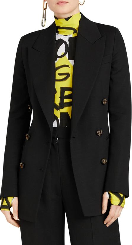 Burberry London England Patterdale Wool & Silk Jacket