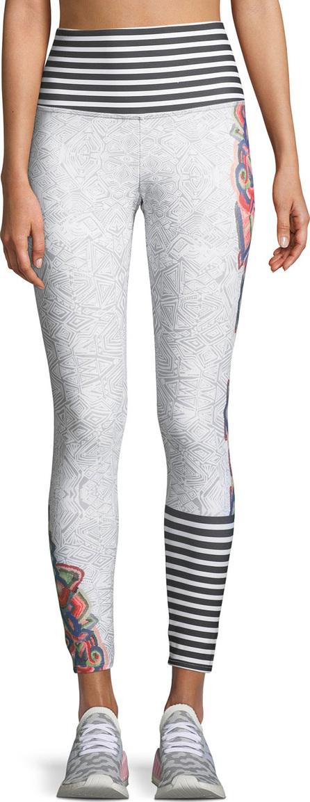 ONZIE High-Rise Graphic Performance Leggings