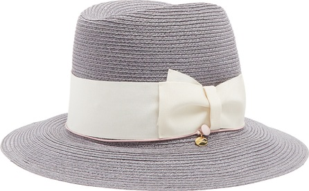 Federica Moretti Hemp-straw panama hat