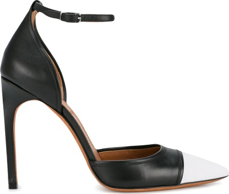Givenchy contrast toe pumps