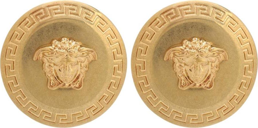 Versace - Medusa earrings