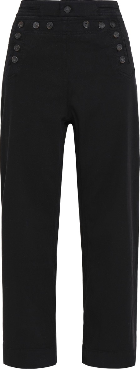 A.L.C. Pierce stretch-cotton twill culottes