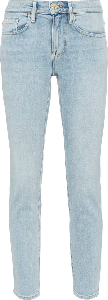 FRAME DENIM Le Boy Straight Leg Jeans