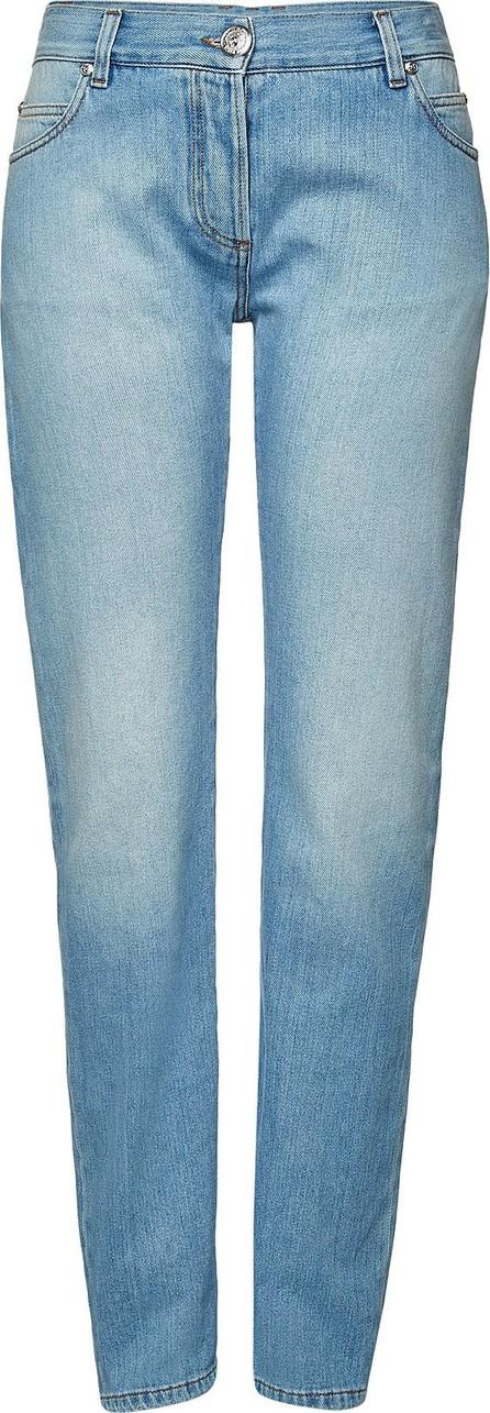 Balmain Straight Leg Jeans