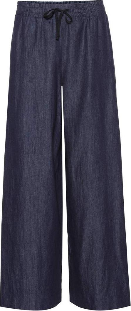 Max Mara Laveno wide-leg cotton pants