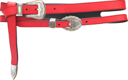 Kate Cate Double Western belt