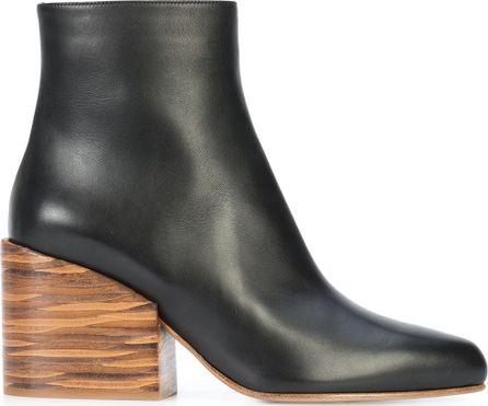 Gabriela Hearst block heel ankle boots