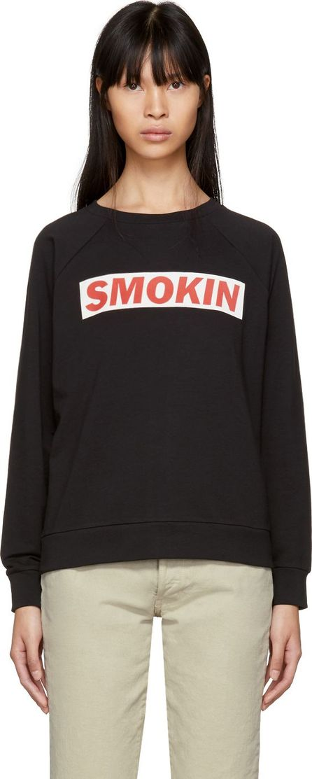 6397 Black 'Smokin' Sweatshirt