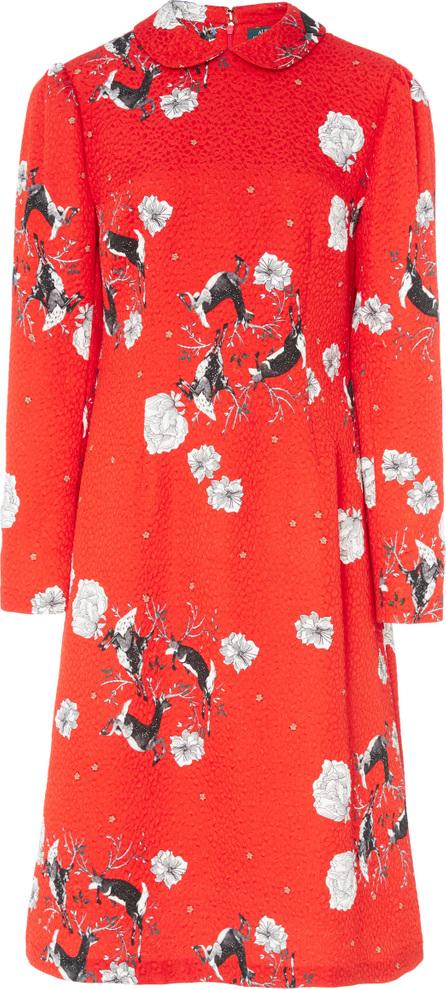 Alena Akhmadullina Floral Shift Dress