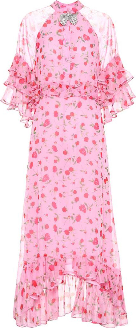 DODO BAR OR Floral-printed dress