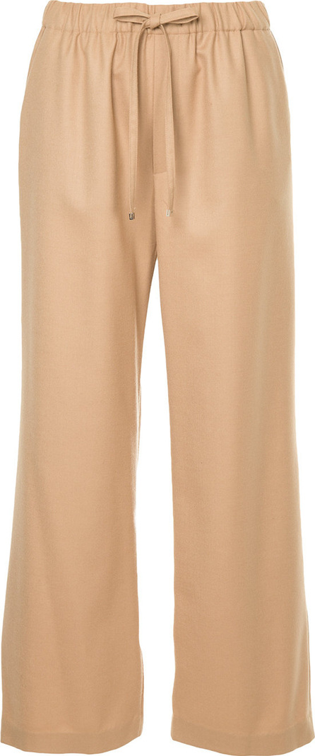 Astraet Drawstring cropped trousers