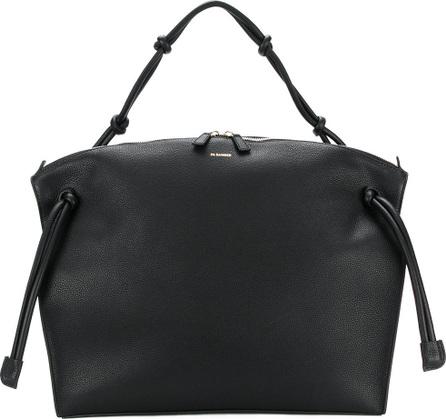 Jil Sander Zipped shoulder bag